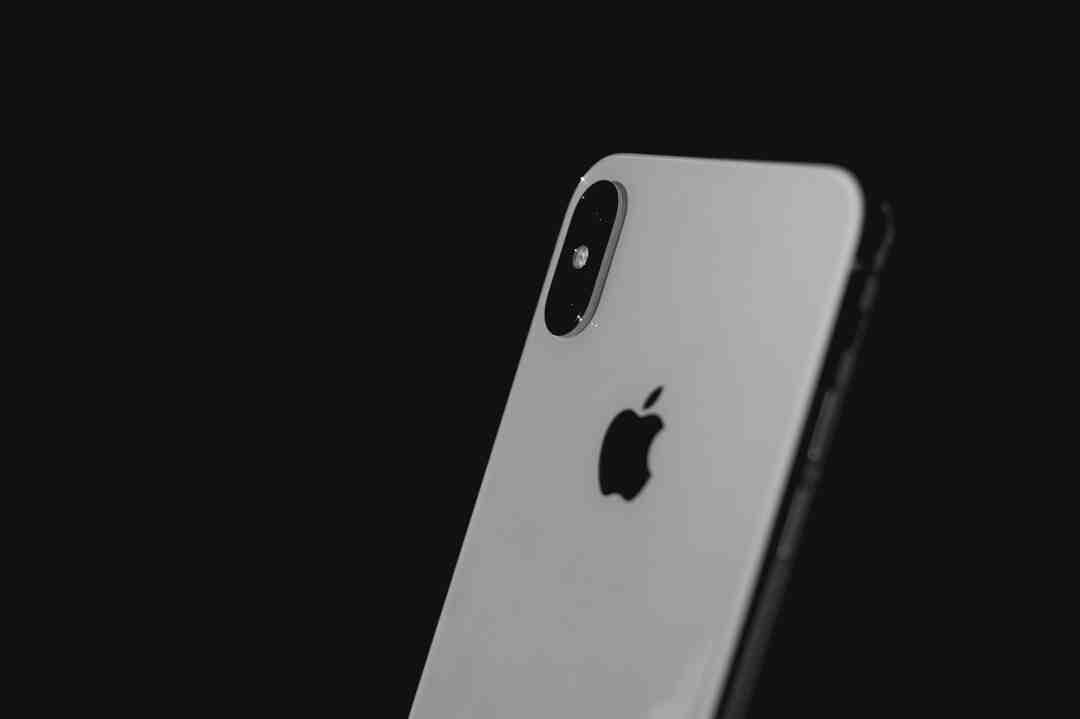 Comment faire une configuration automatique iPhone ?