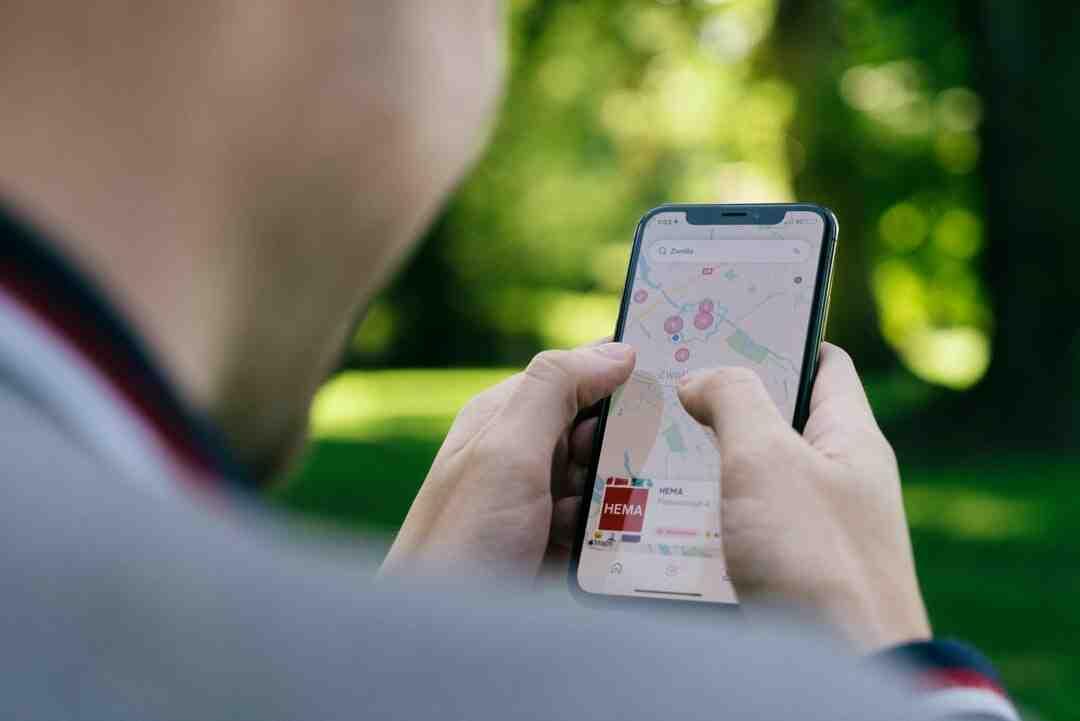 Comment modifier la sonnerie des notifications sur un iPhone