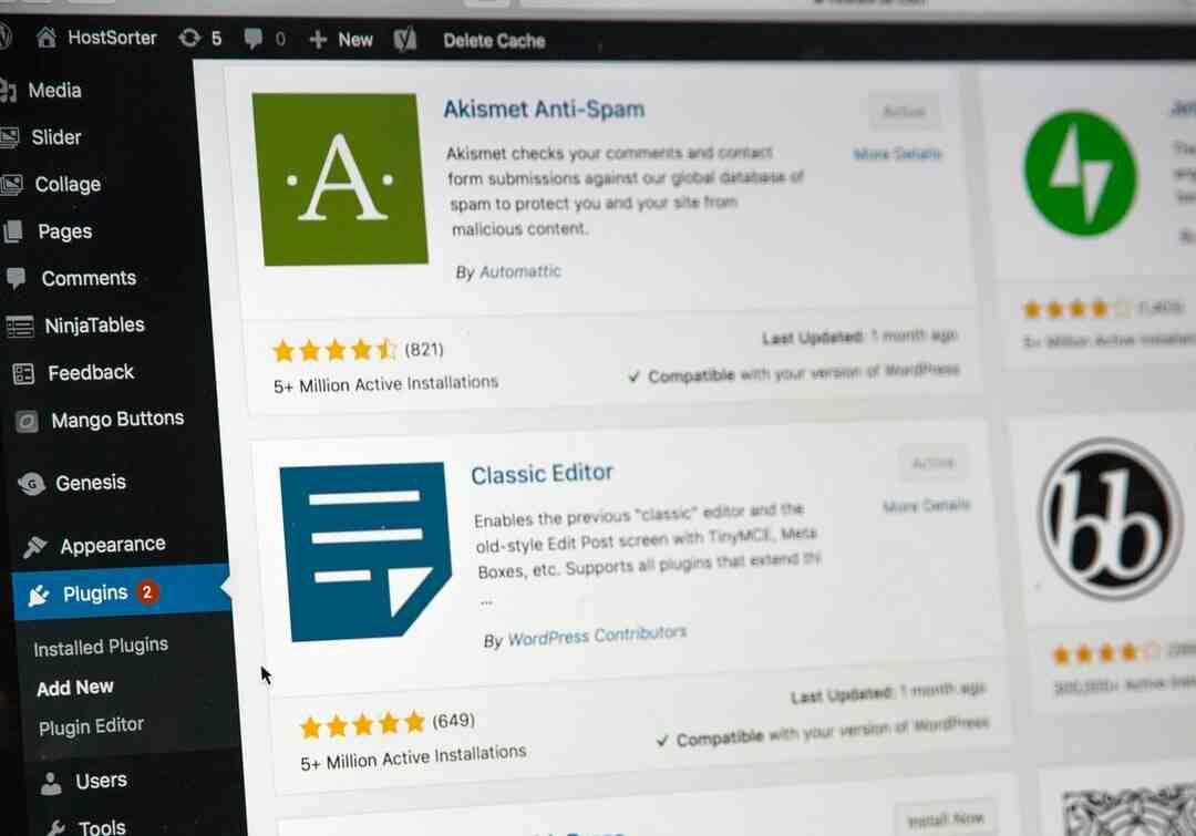 Comment installer wordpress ovh