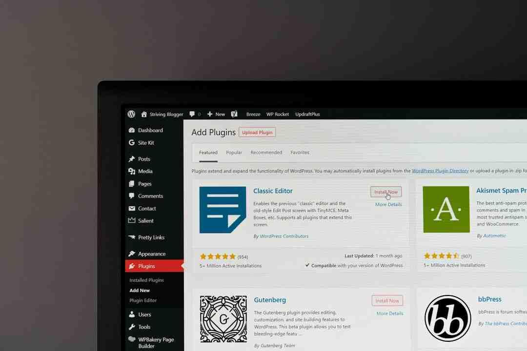 Wordpress comment créer une sous page